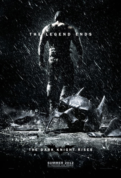 Coming soon, The Dark Knight Rises