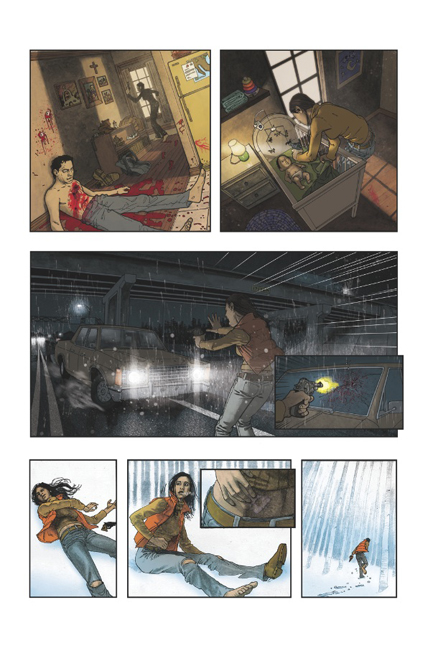 Infected #1 page 3