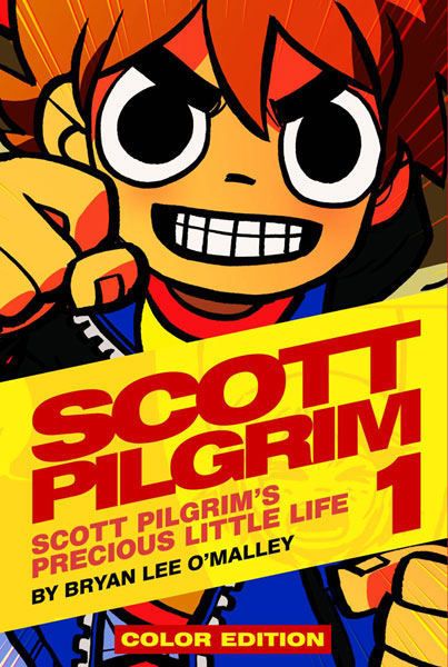 Scott Pilgrim Color Vol. 1 HC