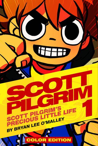 Scott Pilgrim Color Vol. 1 HC