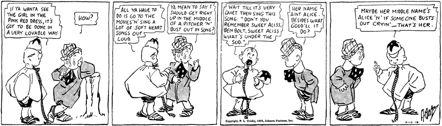 Skippy from August 18, 1925