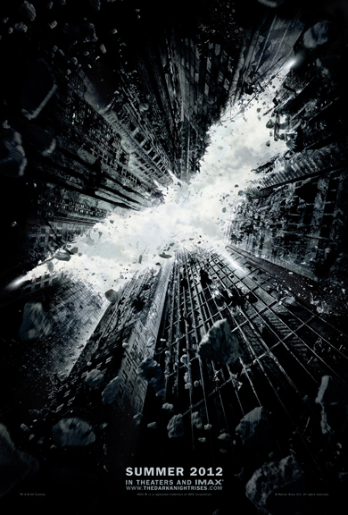 Batman: The Dark Knight Rises poster