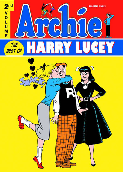 Archie: Best of Harry Lucey Volume 2
