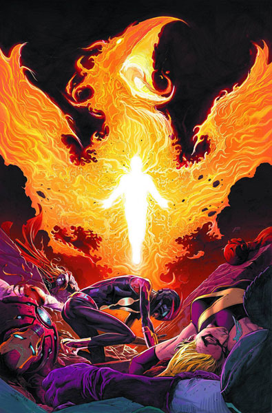 Avengers vs. X-Men #12