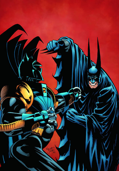 Batman: Knightfall Vol 3 KnightsEnd TP (New Edition)