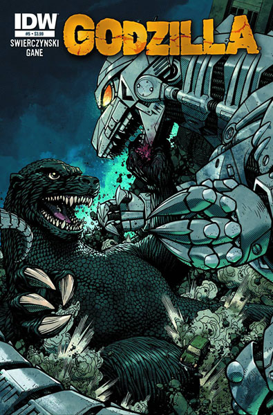 Godzilla #5