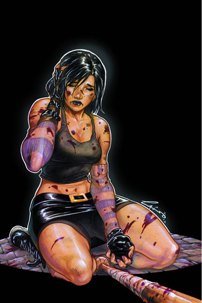 Hack/Slash #19