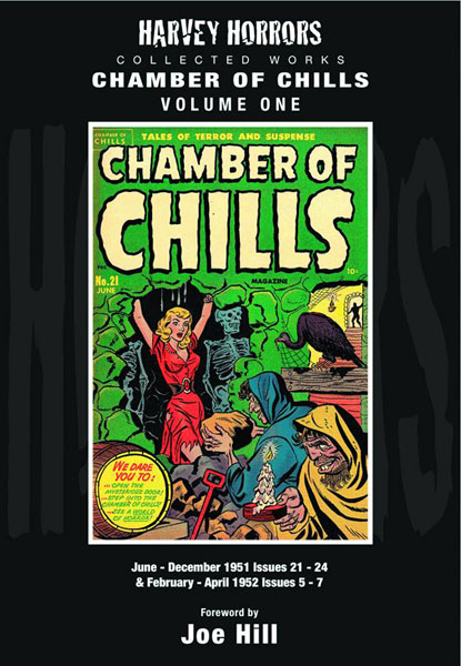 Harvey Horrors Collected Works: Chamber of Chills Vol. 02