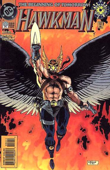 Hawkman #0