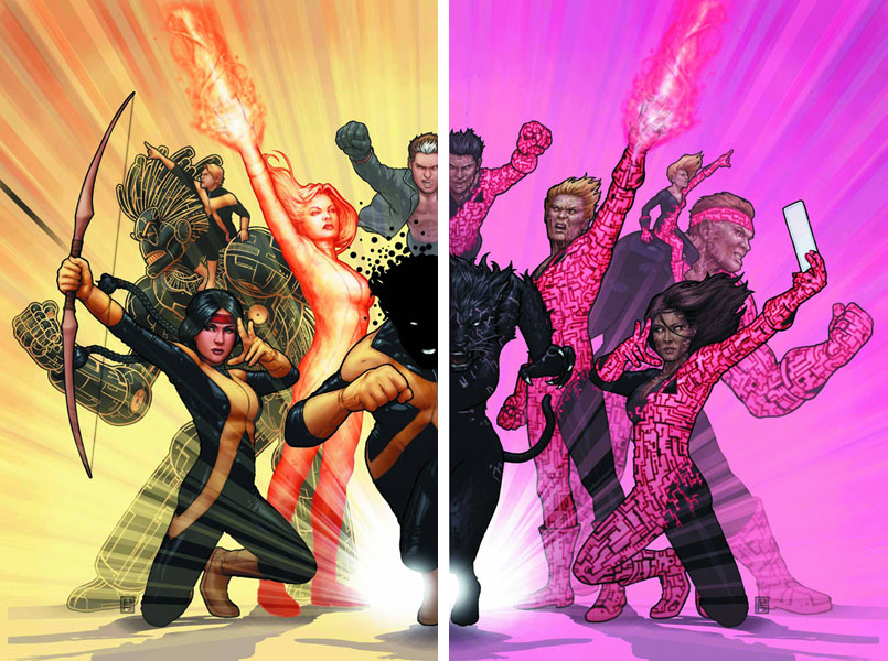New Mutants #47 &amp; 48