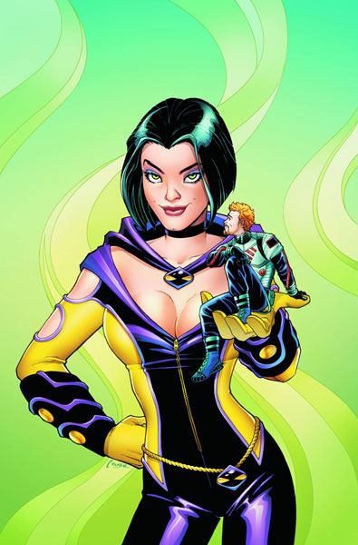 Phantom Lady #1