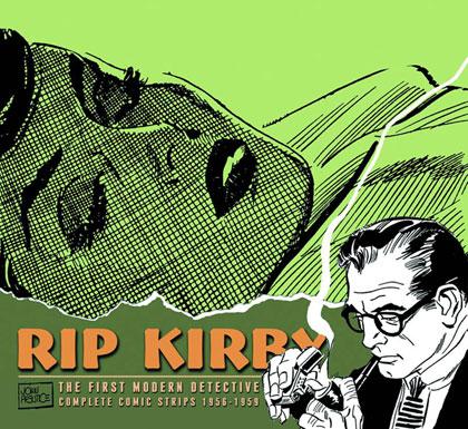 Rip Kirby, Volume 5 HC