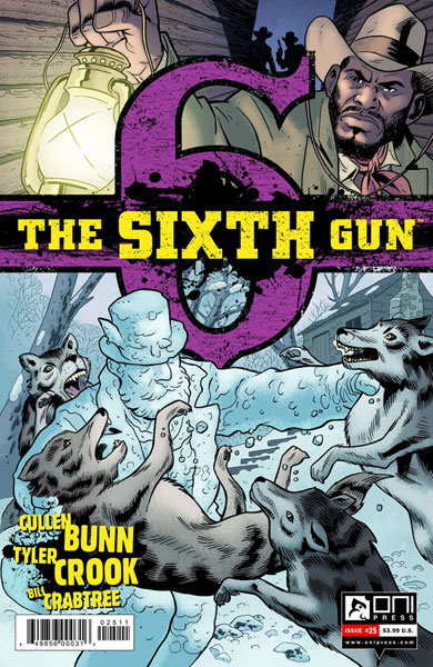 The Sixth Gun #25