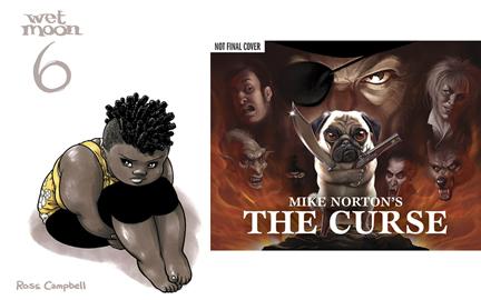 Wet Moon & Mike Norton's The Curse