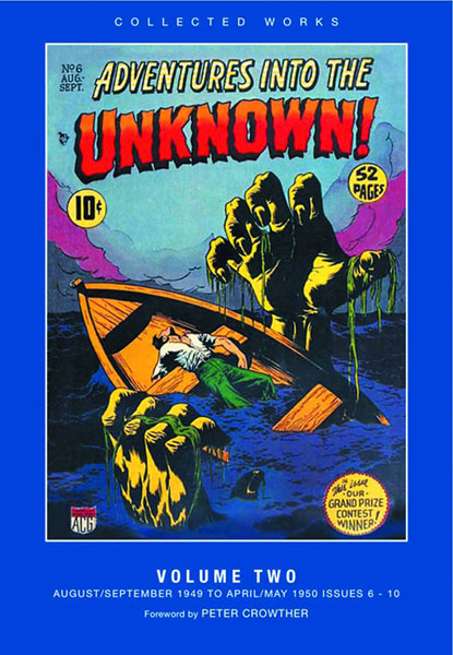 ACG Collected Works Adventures Into the Unknown Vol. 2