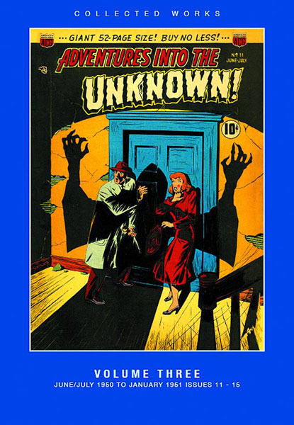 ACG Collected Works: Adventures Into the Unknown Vol. 3