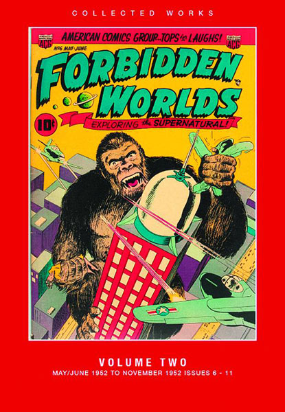 ACG Collected Works: Forbidden Worlds Vol. 2