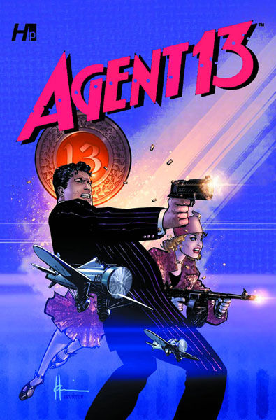 Agent 13