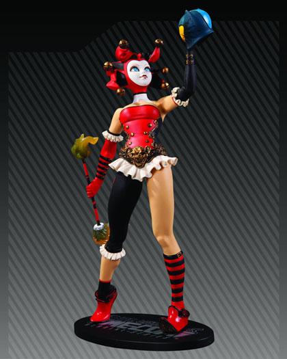 Ame-Comi Harley Quinn V.2 PVC figure