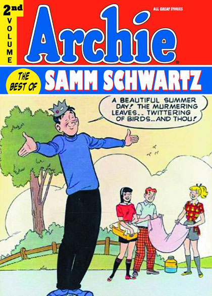 Archie: Best of Samm Schwartz Vol. 2
