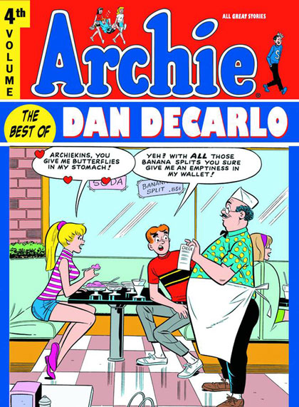 Archie: The Best of Dan DeCarlo Volume 4