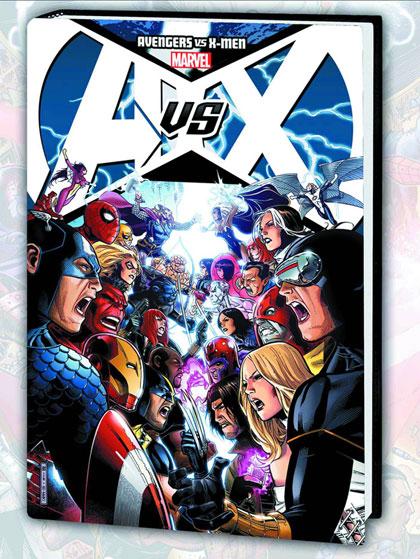 Avengers vs. X-Men HC