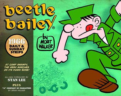Beetle Bailey: Dallies and Sundays 1966