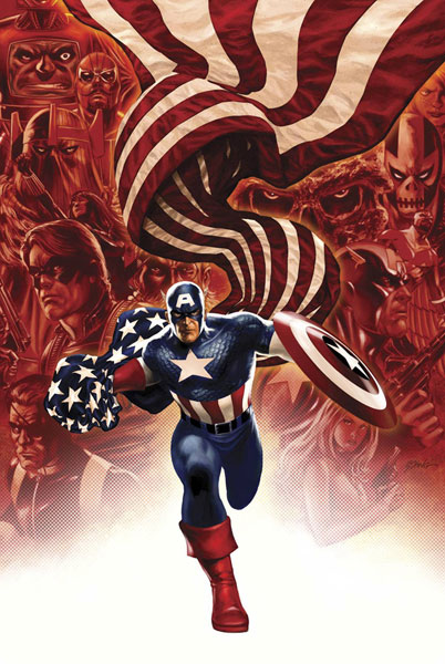 Captain America #19