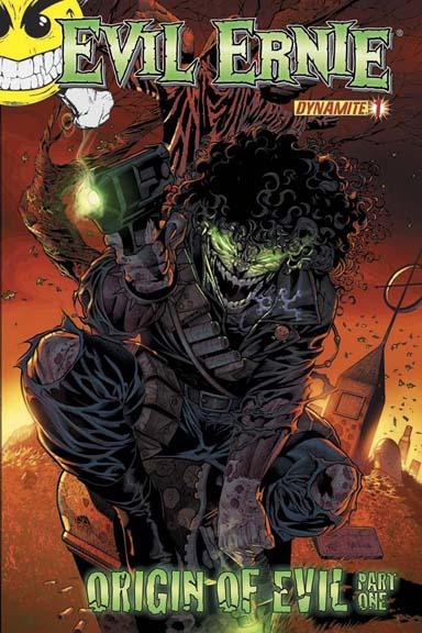 Evil Ernie #1 cover by Ardian Syaf