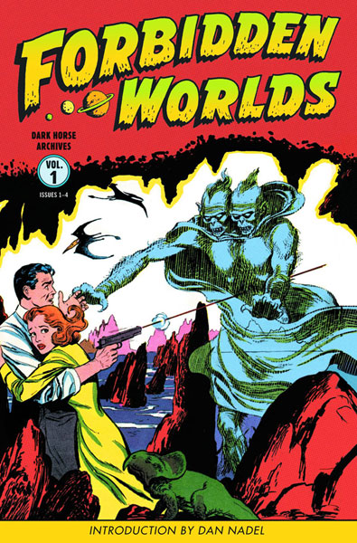 Forbidden Worlds Archives Vol. 1