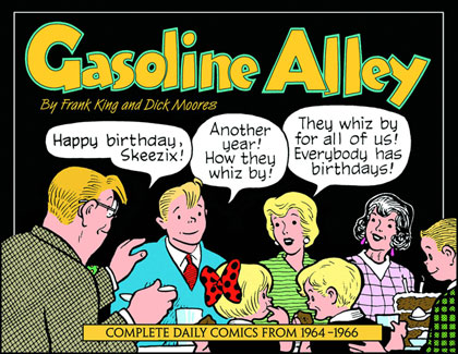 Gasoline Alley Vol. 1