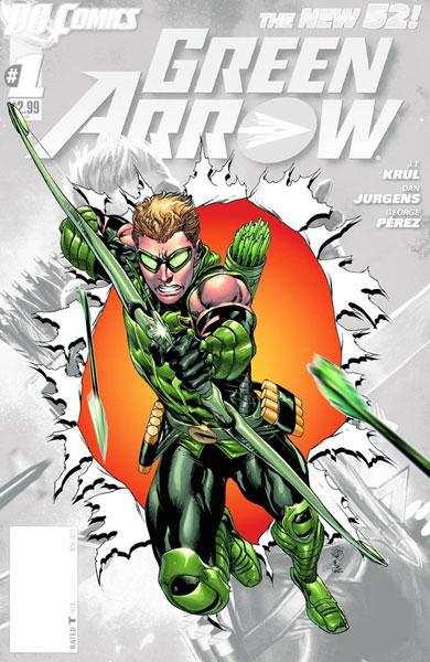 Green Arrow #0
