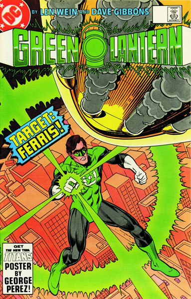 Green Lantern: Sector 2814