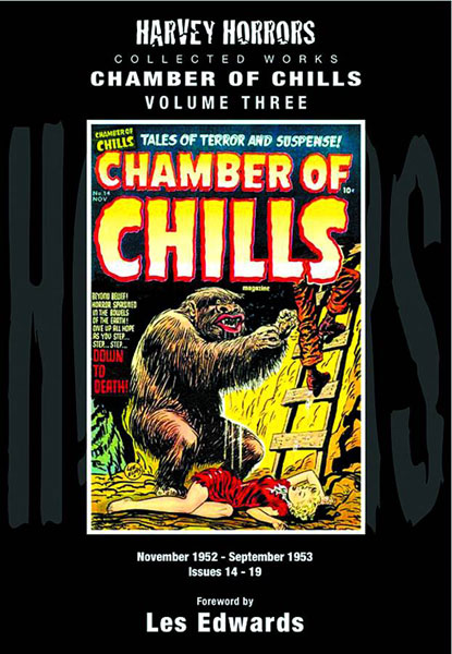 Harvey Horrors Collected Works: Chamber of Chills Vol. 3