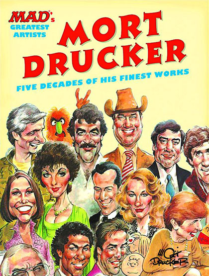 MAD's Greatest Artist: Mort Drucker