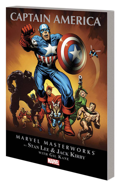 Marvel Masterworks: Captain America Vol. 2