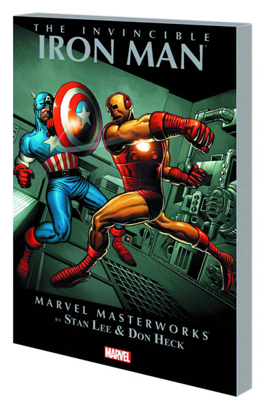Marvel Masterworks: Invincible Iron Man Vol. 2