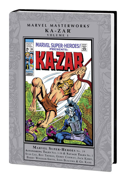 Marvel Masterworks: Ka-Zar Vol. 1