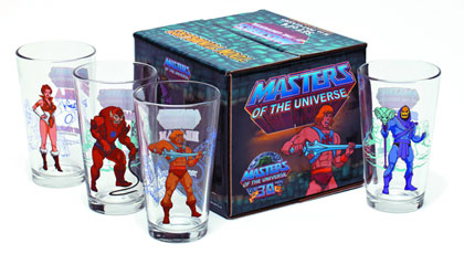 Masters of the Universe Toon Tumblers Box Set