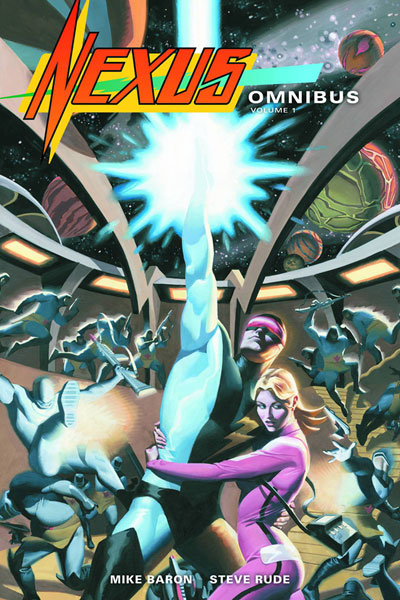 Nexus Omnibus Vol. 1