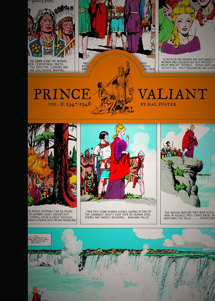 Prince Valiant Vol. 6: 1947-1948
