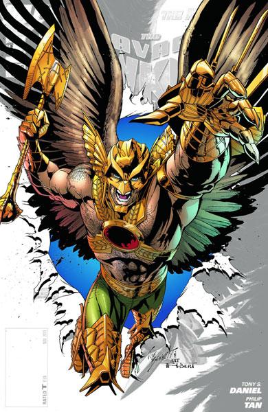Savage Hawkman #0