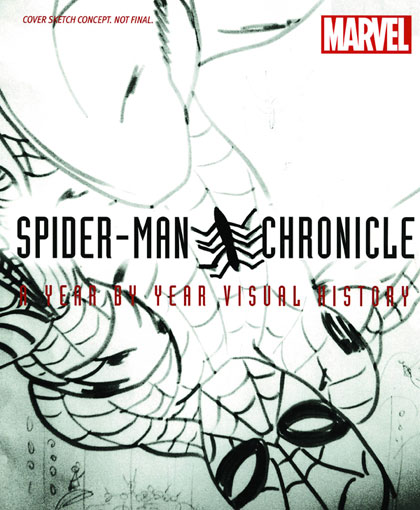 Spider-Man Chronicle: A Year-by-Year Visual History