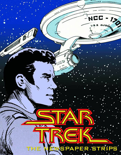 Star Trek: The Newspaper Strips Vol. 1