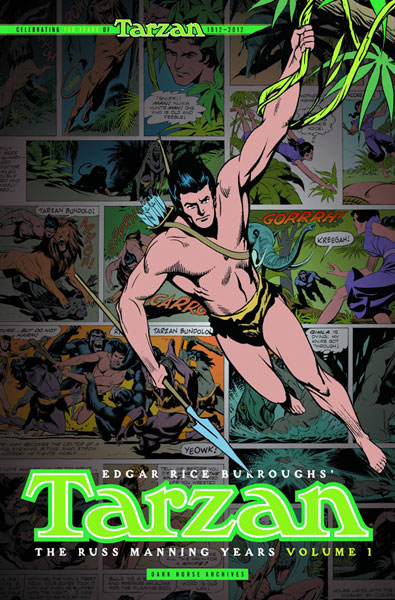Tarzan: The Russ Manning Years Vol. 1