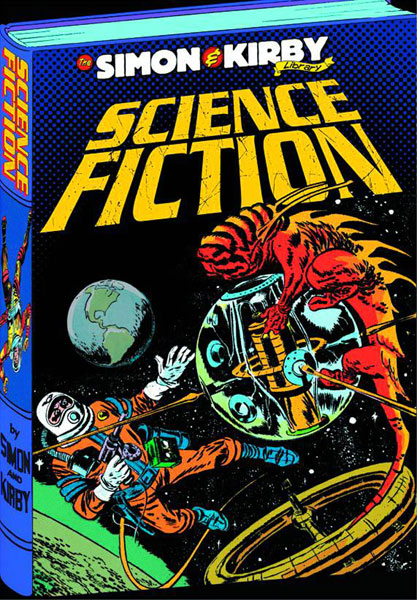 The Simon &amp; Kirby Library: Science Fiction