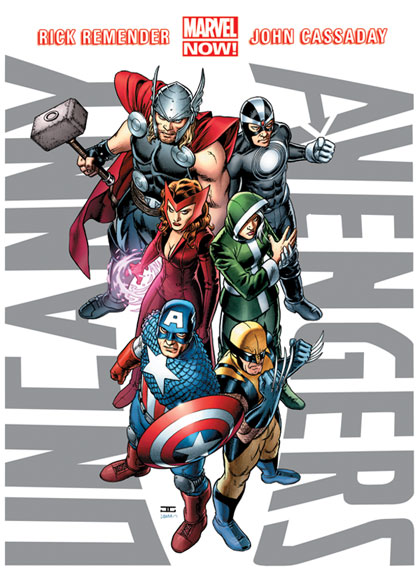 Uncanny Avengers