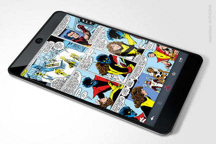 A look at digital comics