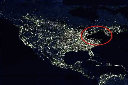 The Not So Great West Virginia Power Outage 2012