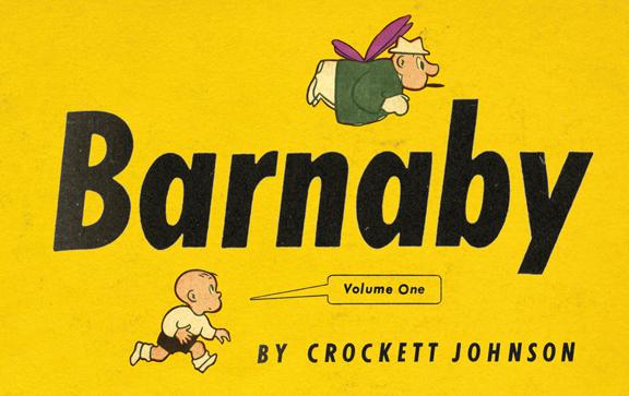 Barnaby Vol. 1 HC